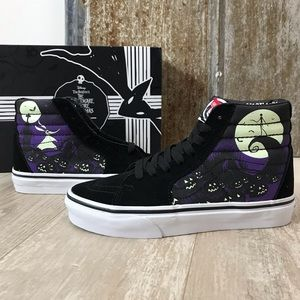 Vans Nightmare Before Christmas SK8 Hi Sz. 5.5